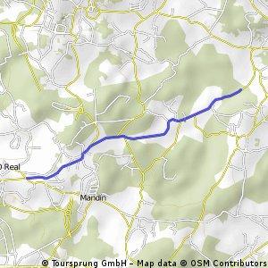 A XEITOSIÑA - 4 km