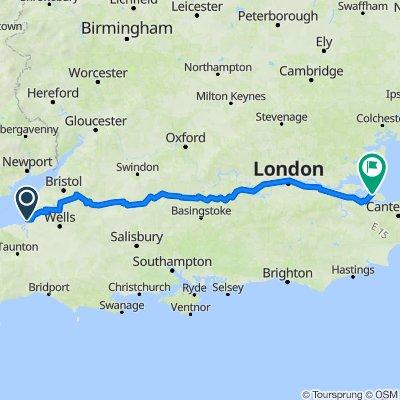 1–3 St Andrew's Road, Burnham-On-Sea to 10 Elder Walk, Sheerness