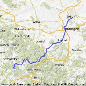 Erfurt  Hbf - Christes