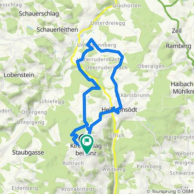 Sankt-Anna-Weg 1, Kirchschlag bei Linz nach Kirchschlag 35, Kirchschlag bei Linz