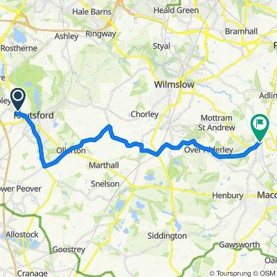 4 Freshfields, Knutsford to New Road, Prestbury, Macclesfield