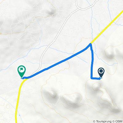 Unnamed Road, Dodoma to A104, Dodoma
