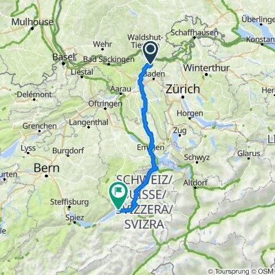 Unterdorfstrasse 2, Unterendingen nach 11 90, Brienz