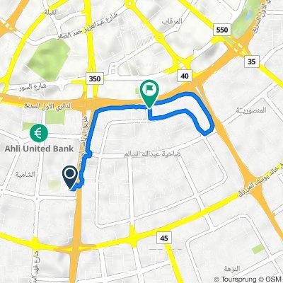 Street 55 12, Kuwait City to Street 13 19, Kuwait City
