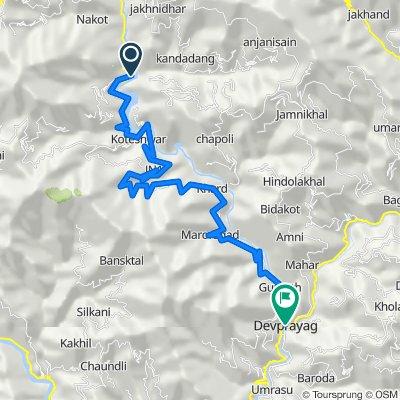 SOTR - Day - 10 Koteshwar - Devprayag