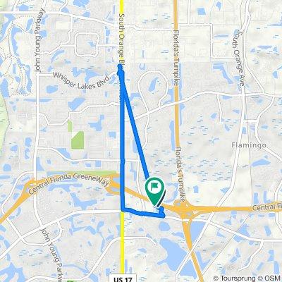 1201–1225 Courtney Chase Cir, Orlando to 1227–1249 Courtney Chase Cir, Orlando
