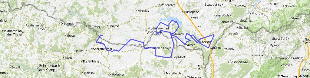 Wine and Bike Trails