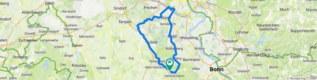 Metternich - Geissbockheim