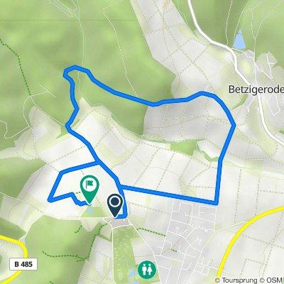 Hardtstraße 31a, Bad Zwesten nach Hardtstraße 32, Bad Zwesten