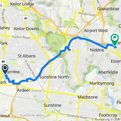1A Alba Walk, Cairnlea to 80–92 Bulla Road, Strathmore