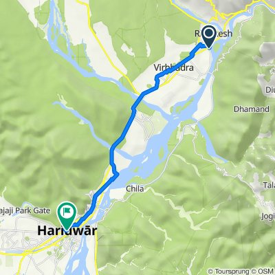 SOTR - Day 13 - Rishikesh - Haridwar