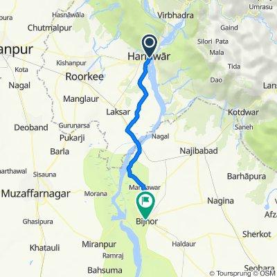 SOTR - Day -14 - Haridwar - Bijnor