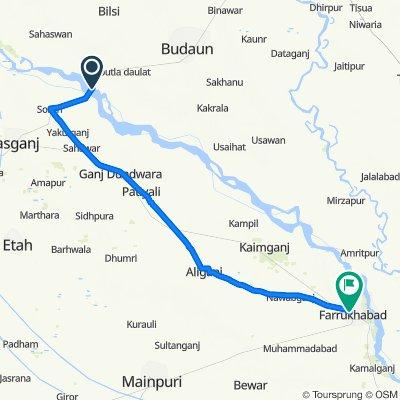 SOTR - Day 16 - Kachla Ghat -  Farrukhabad