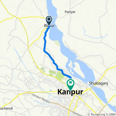 SOTR - Day 19 - Bithoor - Kanpur