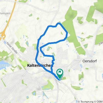 Kisdorfer Weg 3C, Kaltenkirchen nach Kisdorfer Weg 1A, Kaltenkirchen