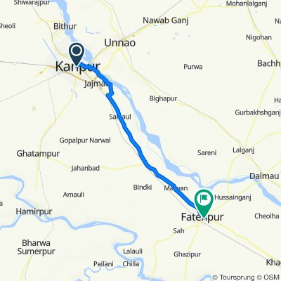 SOTR - Day 20 - Kanpur - Fatehpur