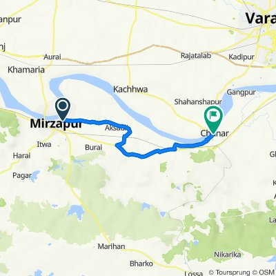 SOTR - Day - 24  - Mirzapur To - Chunar Fort