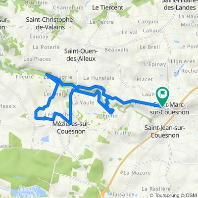 22 kms Couesnon