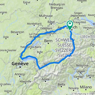 Säuliämtler Tour 2021 Gesamt ohne Routenkorrektur