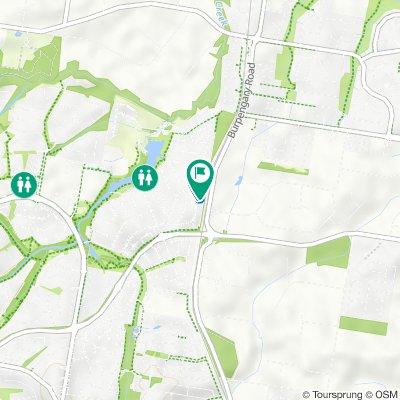 MacDonald Drive 52, Narangba to MacDonald Drive 52, Narangba
