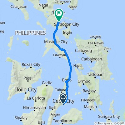 Cebu-Legazpi