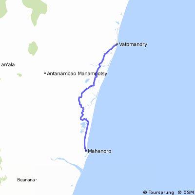 Valomandry - Mahanoro