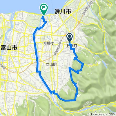 Kamiichi Cycling