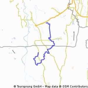 Serua - Serpong - Rawa Kalong - Gunung Sindur