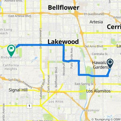 Brighton Circle 4016, Cypress to Maury Avenue 4301, Long Beach
