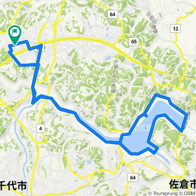17-5, Sakuradai 2-Chōme, Shiroi to 17-4, Sakuradai 2-Chōme, Shiroi