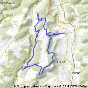 Mtb Hunsdorf - Direndall
