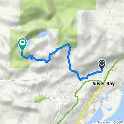 Adams Boulevard 31, Silver Bay to Superior Hiking Trail, Silver Bay