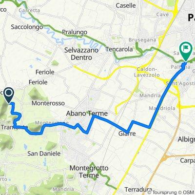 Bici + Trekking ritorno
