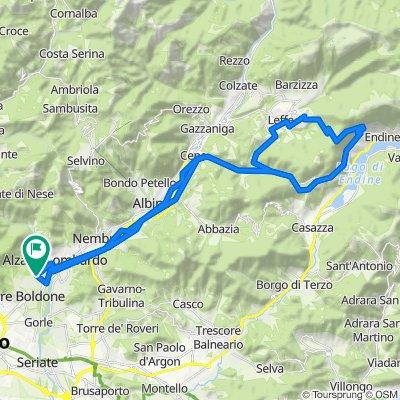 Monte Croce (Valseriana) 15.05.2021