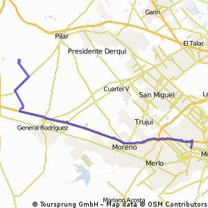 Castelar - Tosquera de Pilar CLONED FROM ROUTE 850004