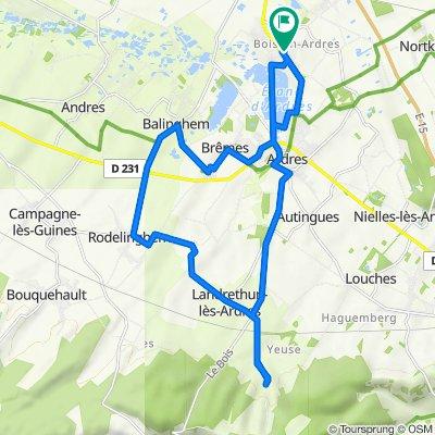 De 594 Avenue du Rossignol, Ardres à 594 Avenue du Rossignol, Ardres