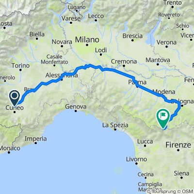 Da Cuneo al Nibbio