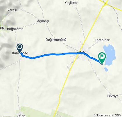 139892. Sk. 1, Kulu nach Stad Cd., Kulu