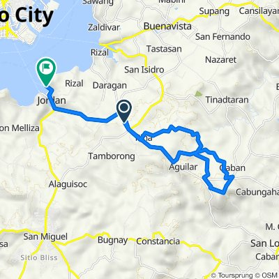 oct. 31/20 Guimaras trail