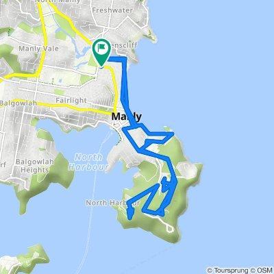 245-259 Pittwater Road, Manly to 245-259 Pittwater Road, Manly
