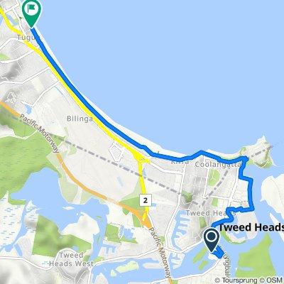 Tweed Heads South to Tugun, QLD