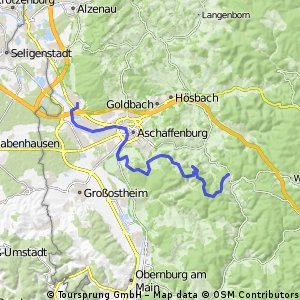 Kleinostheim - Limousinhof Hessenthal