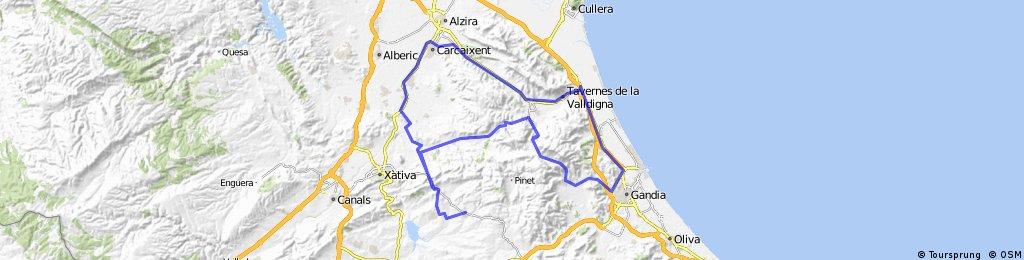 4Tonda - Barx - Gandia - Alzira - 4Tonda