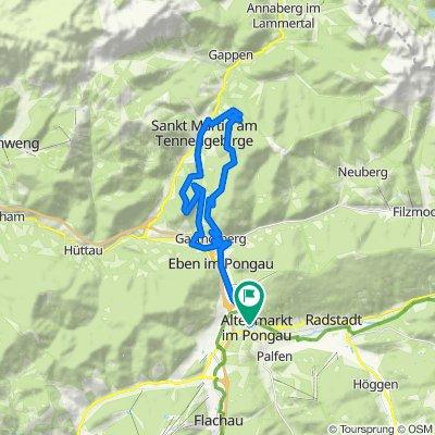 Platten-Runde mit Österreichberg