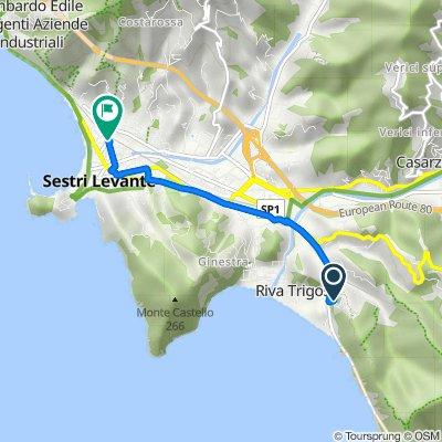 Riva Trigoso-Sestri Levante FS