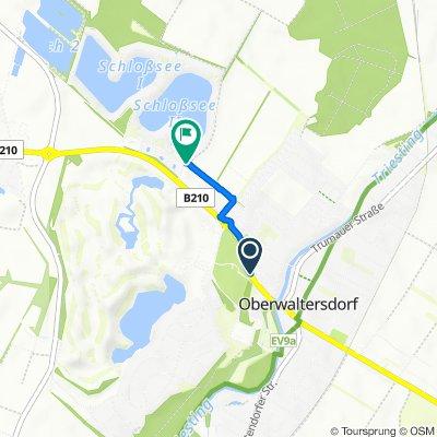 Badener Straße 28, Oberwaltersdorf nach Seepark C 8–10, Oberwaltersdorf