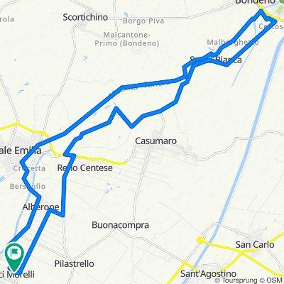 Da Via Zigalotto 7/5, Dodici Morelli a Via Zigalotto 7/5, Dodici Morelli