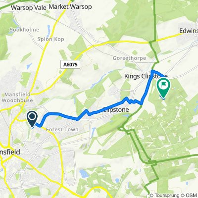 Maunleigh 7, Forest Town to Unnamed Road