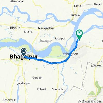 SOTR  - Day 27 - Bhagalpur - Vikramshila