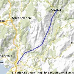 Pontevedra - Campo Lameiro